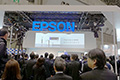 Epson Exhibits at Eco-Products 2016